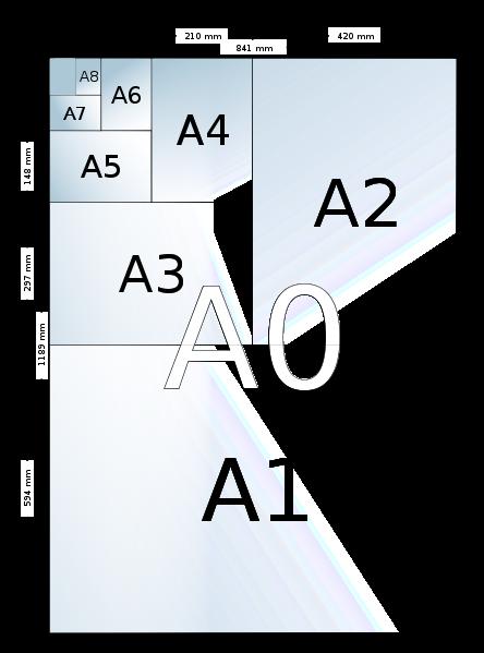Как сделать лист формат а5 542